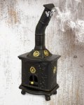 incense, burner, smoker, stove, heater, furnace, gift, handmade, suvena, handicraft.