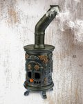 incense burners, smoker, stove, heater, furnace gift.